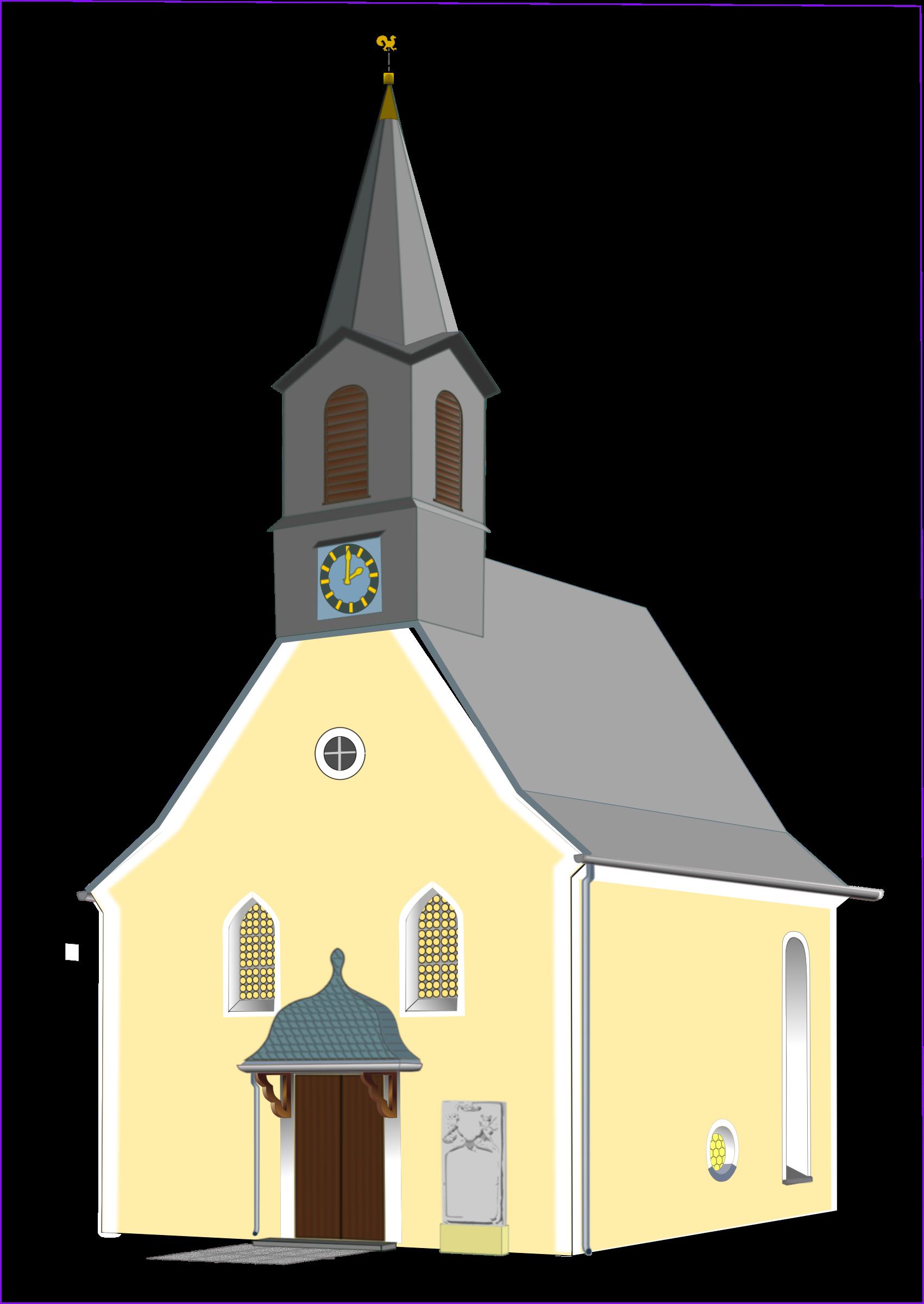 Church HD PNG - 93677