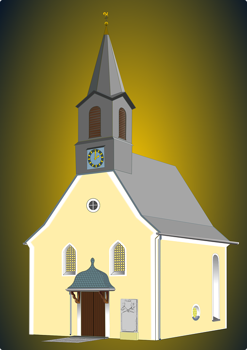 Church, Buildings, Christian, Clergy - Church HD PNG