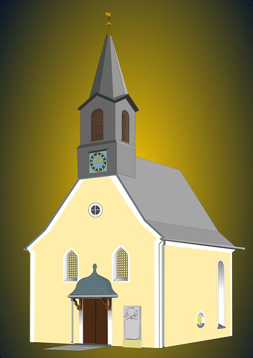 Church HD PNG - 93680