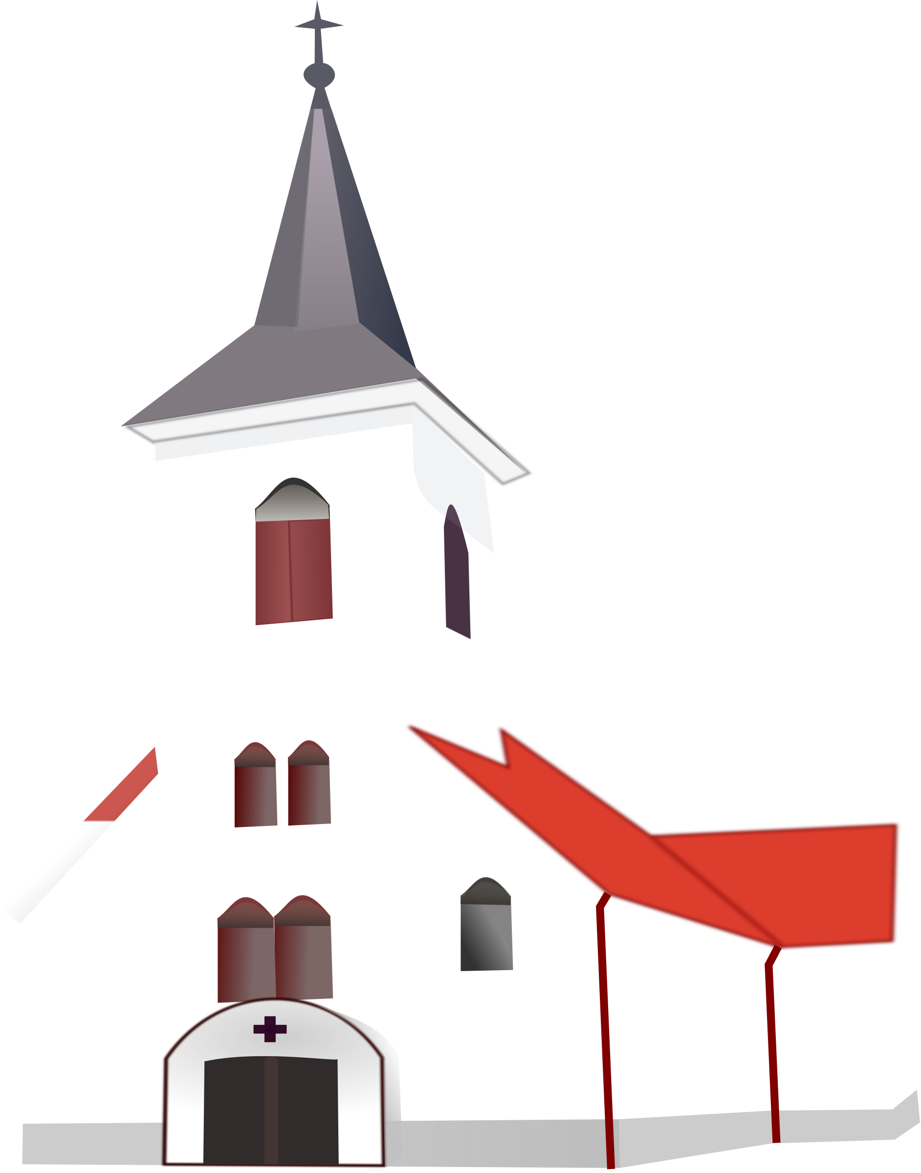 BIG IMAGE (PNG) - Church PNG