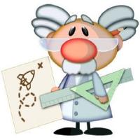 Frases de cientificos - Cientifico PNG