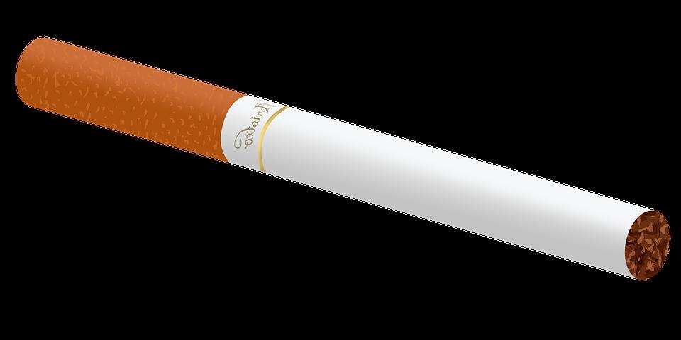 Cigarette, Tobacco, Vices, Addictions, Cigar - Cigarette HD PNG