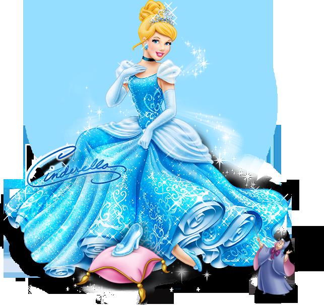 Cinderella HD PNG - 89769