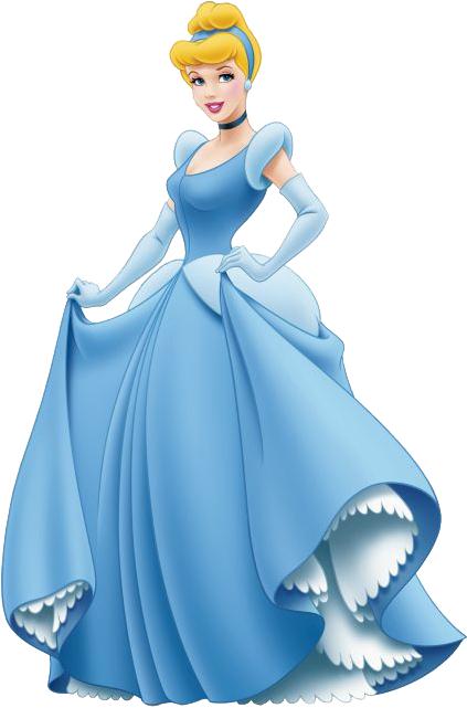 Cinderella HD PNG - 89764