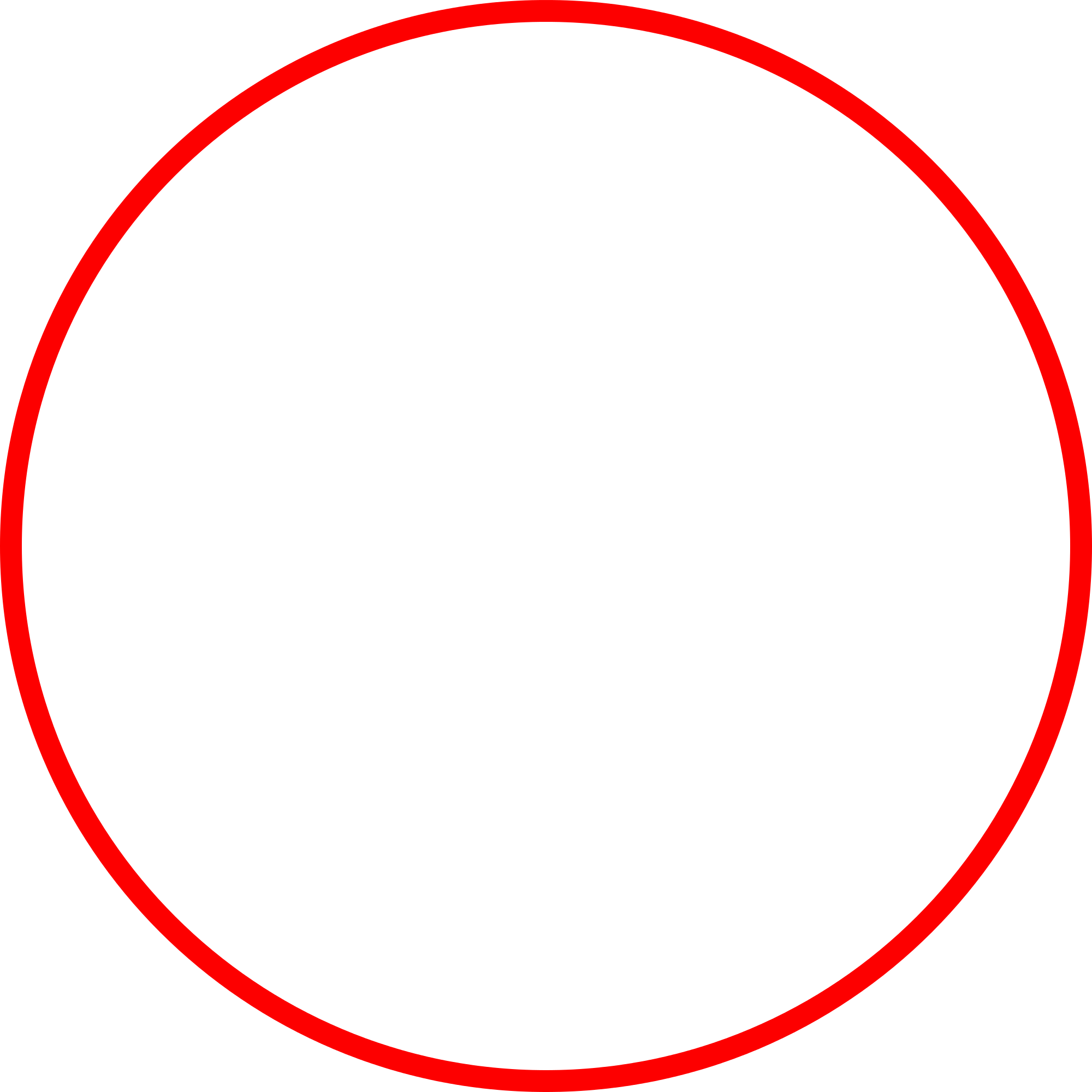 Circle Shape PNG HD - 142124
