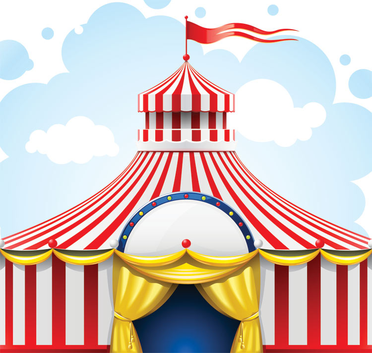 Circus HD PNG Transpar...