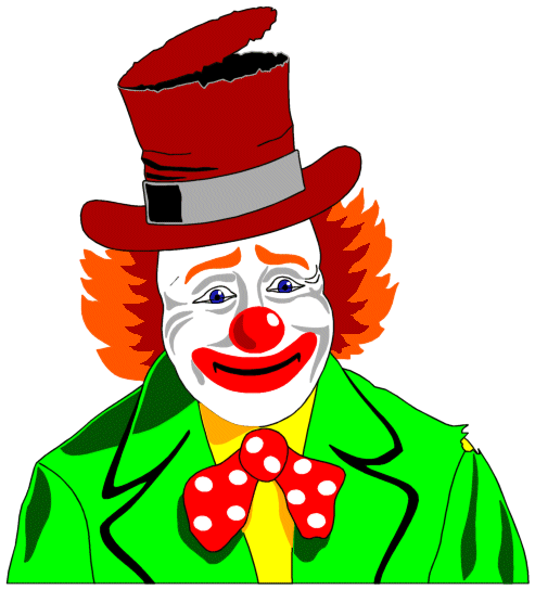 Clown Clip Art Images | Clipart library - Free Clipart Images - Circus Joker Face PNG
