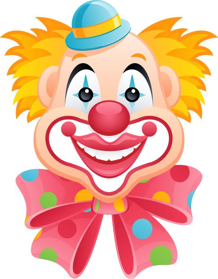 pin Clown clipart simple #7 - Circus Joker Face PNG