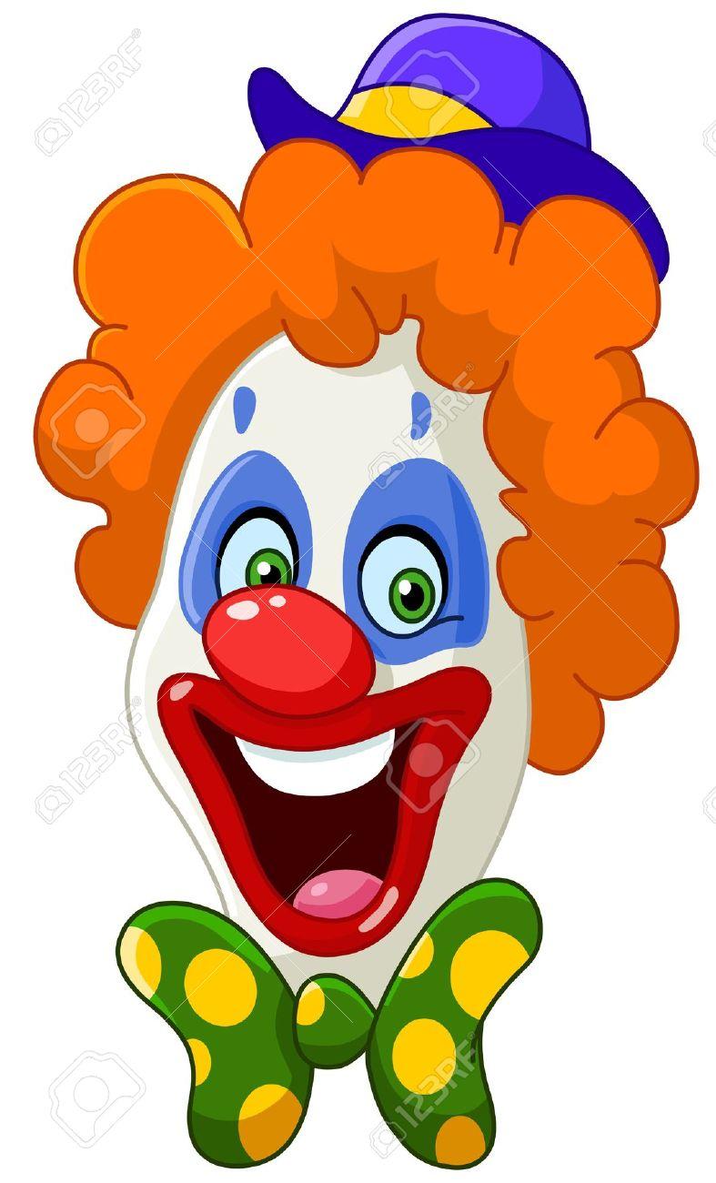 pin Joker clipart carnival #3 - Circus Joker Face PNG