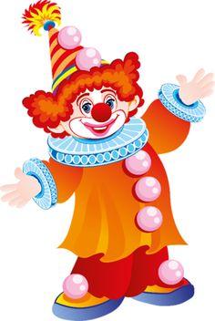 Красочные иллюстрированные персонажи png. Обсуждение на LiveInternet -  Российский Сервис Онлайн-Дневников · ClownsSnow - Circus Joker Face PNG