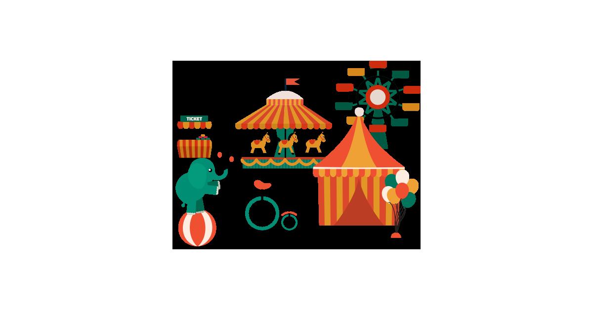 Circus PNG - 41338