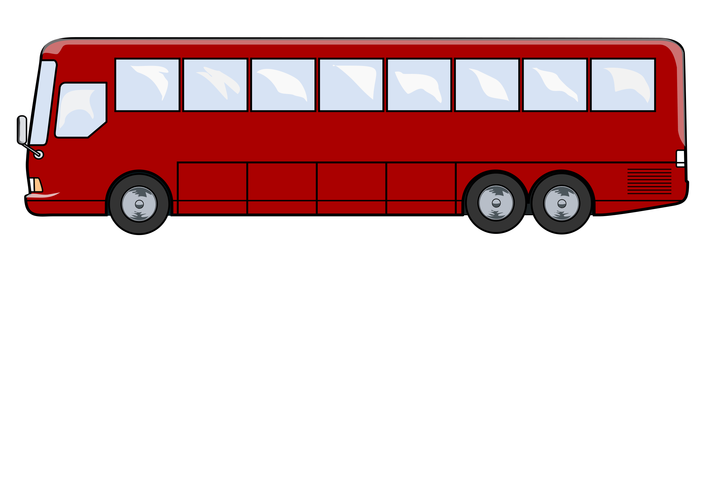 Download image See more images. Tags: Car side view - City Bus Side View PNG