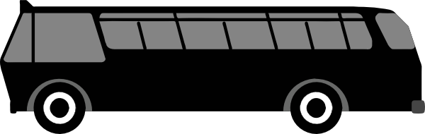 City Bus Side View PNG - 54576