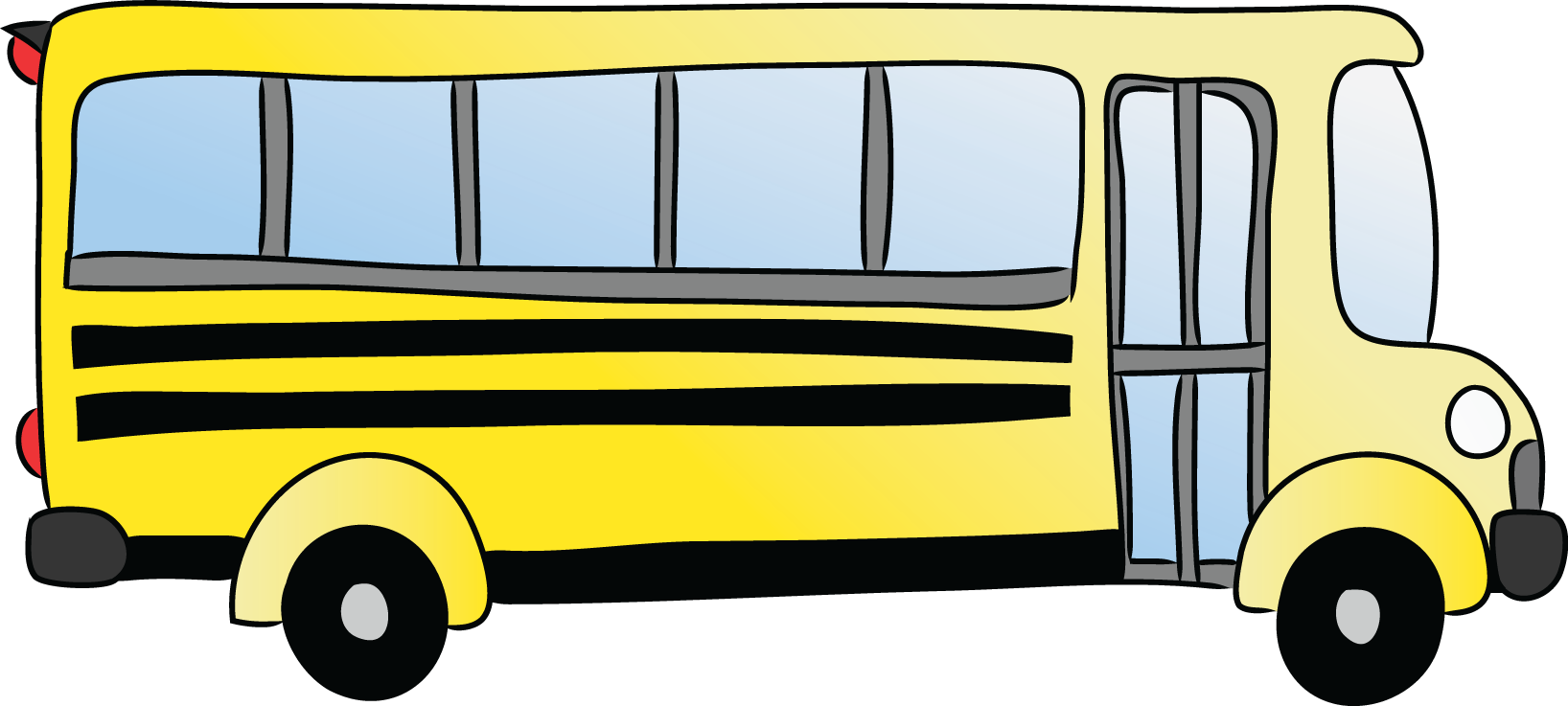 City Bus Side View PNG - 54585