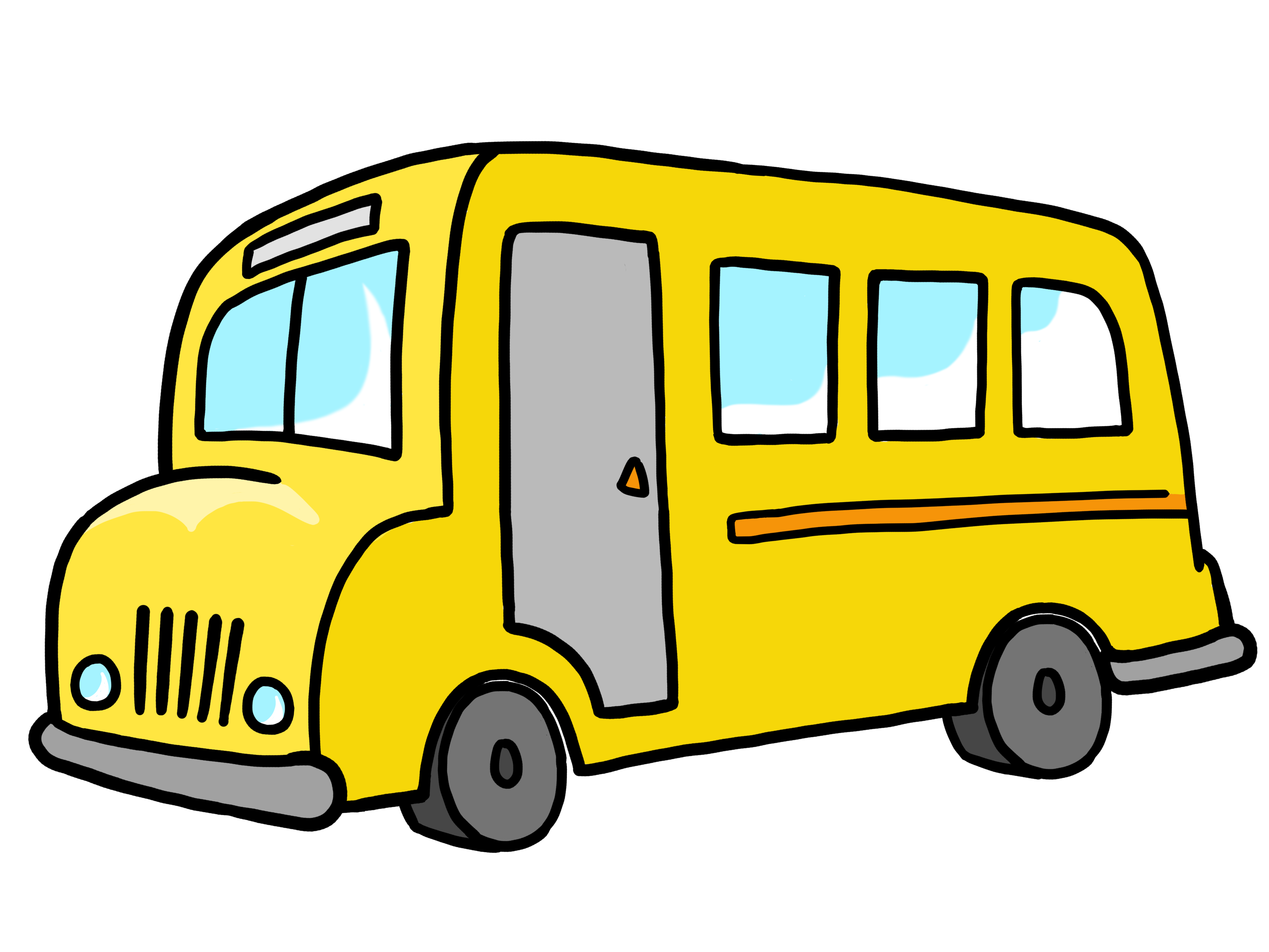 City Bus Side View PNG - 54590