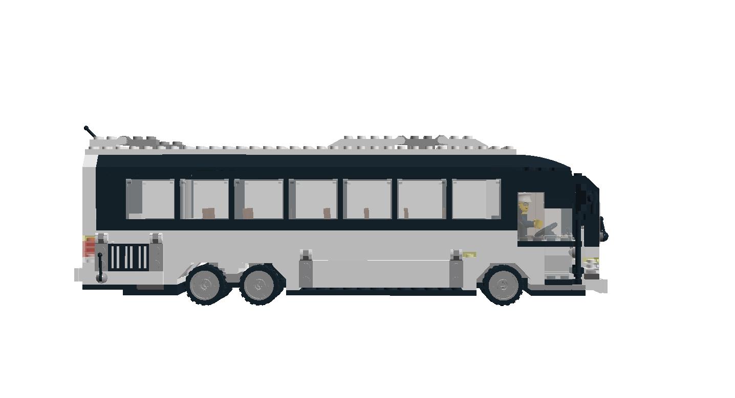 Side View. lddscreenshot4.png - City Bus Side View PNG