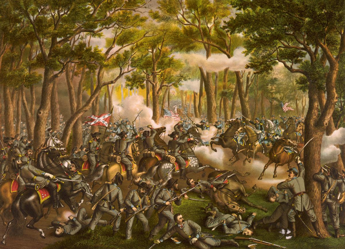 Civil War Battle PNG-PlusPNG.com-1200 - Civil War Battle PNG