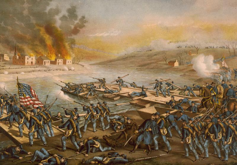 Civil War Battles - Civil War Battle PNG