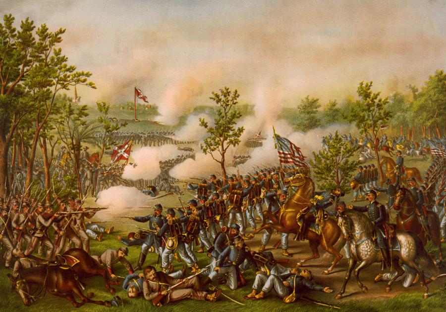 File:Battle of Atlanta.png - Civil War Battle PNG