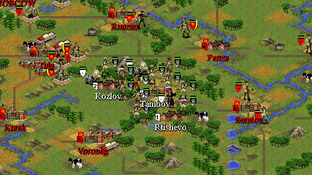 RussianCivilWar Screen2.png - Civil War Battle PNG