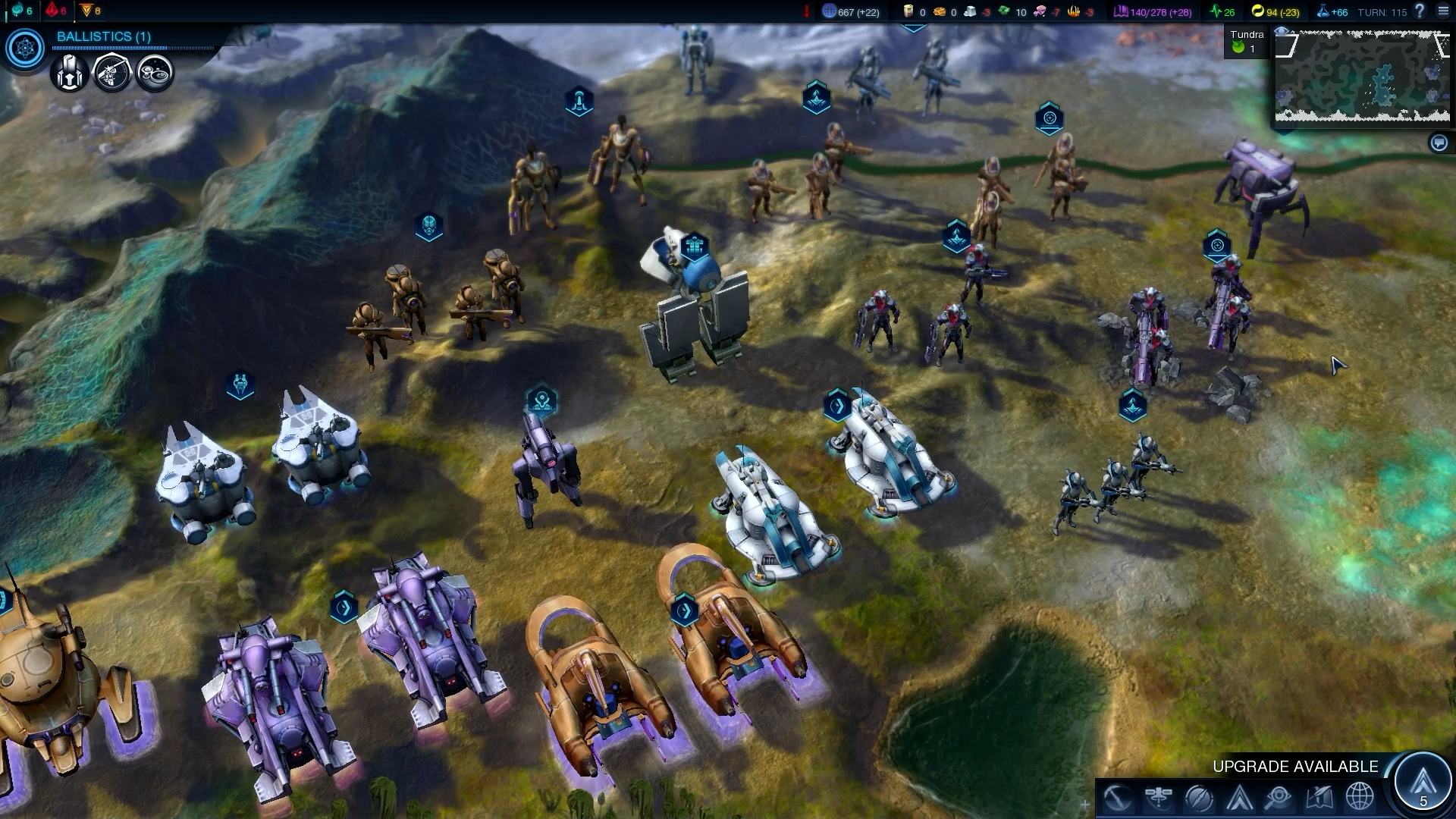 Beyond Earth - Rising Tide - Hybrid Affinity units screenshot.png - Civilization Game PNG