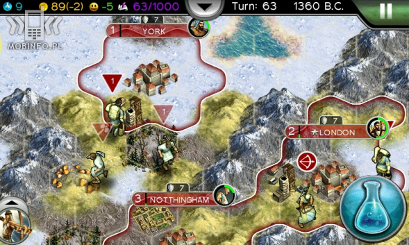 civ5mobile_01.png - Civilization Game PNG