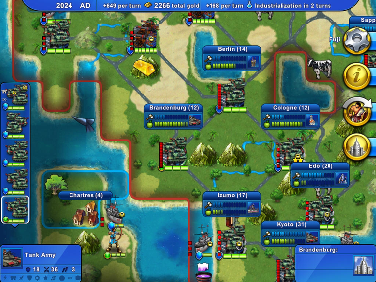 Civilization Revolution for IPAD - Civilization Game PNG