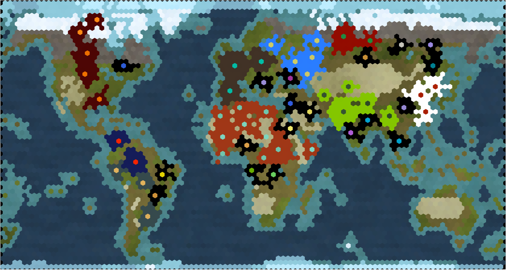 Civilization V End-Game Map Conversion Utility [x/post from /r/civ] PlusPng.com  - Civilization Game PNG