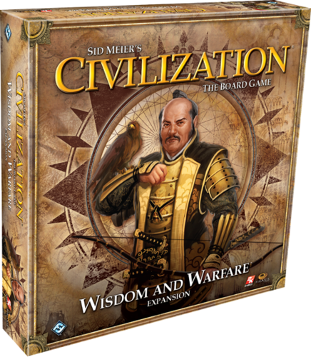 Sid Meieru0027s Civilization: The Board Game - Wisdom and Warfare - Civilization Game PNG