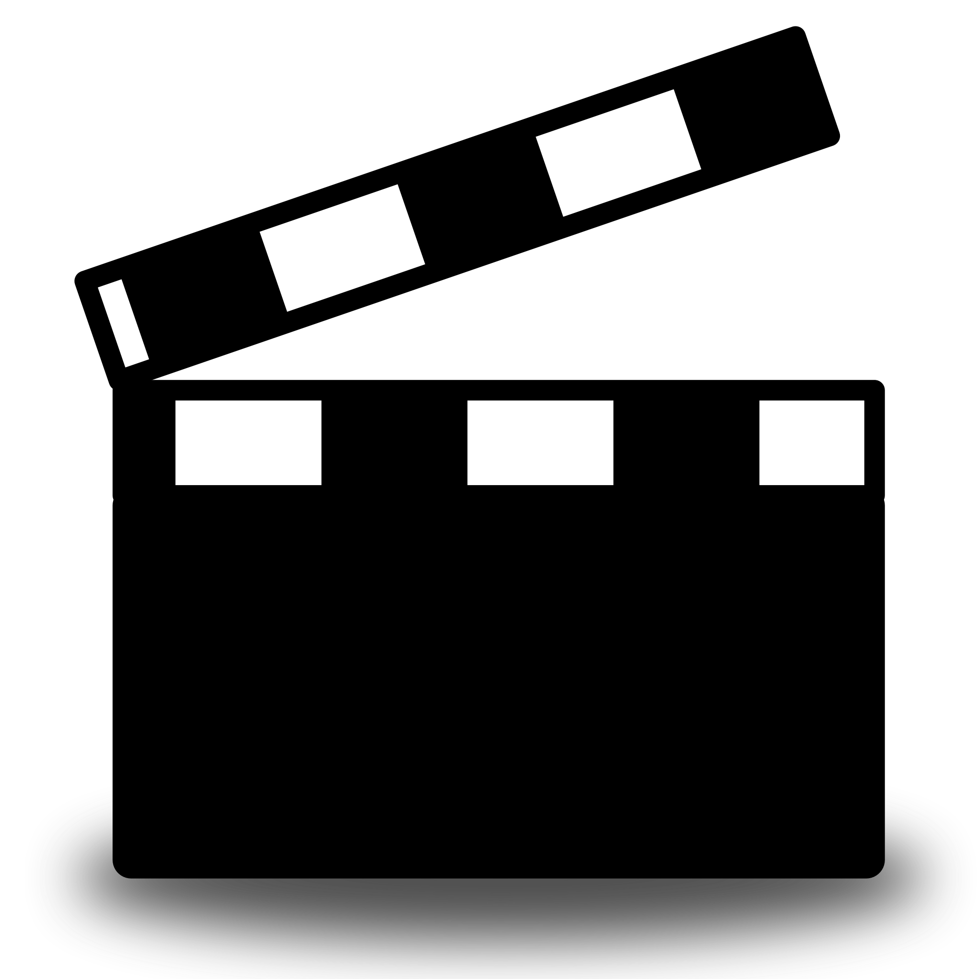 Clapperboard PNG - 4455