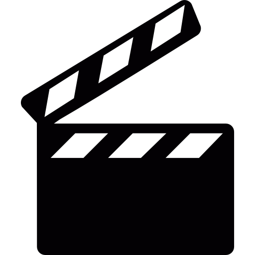 Clapperboard PNG - 4463