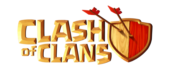 1366634805clashofclanslogo.png (download)u200e PlusPng.com  - Clash Of Clans PNG