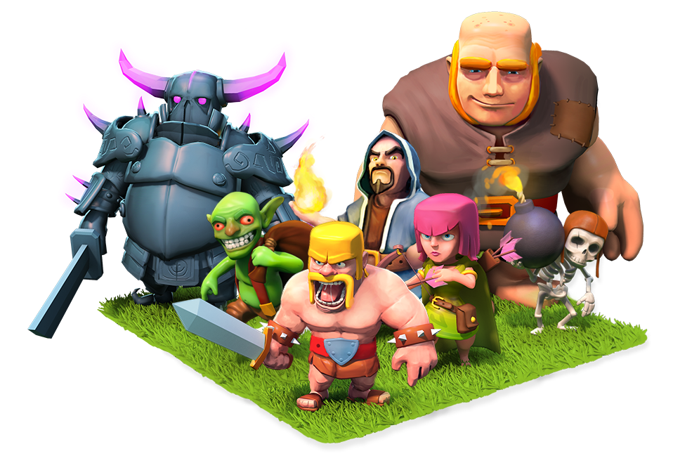 Clash Of Clans PNG - 14795