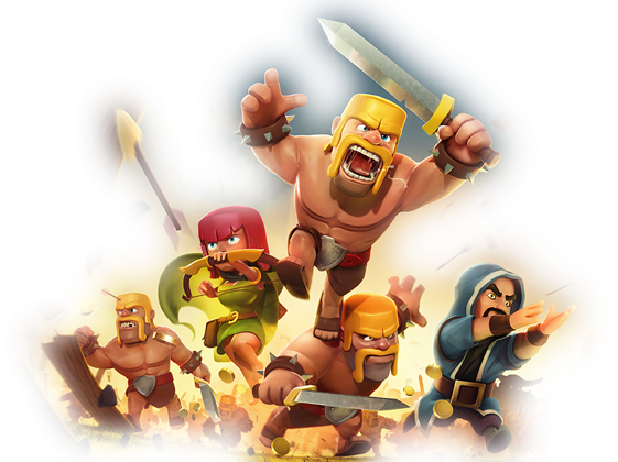 Clash of Clans PNG Image