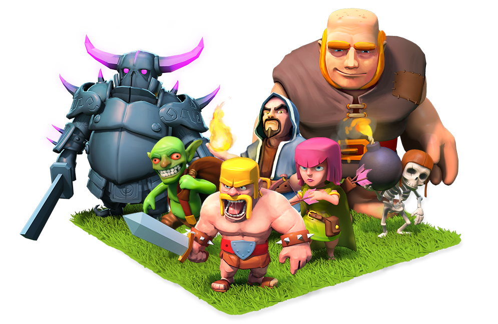 Clash of Clans PNG Picture - Clash Of Clans PNG