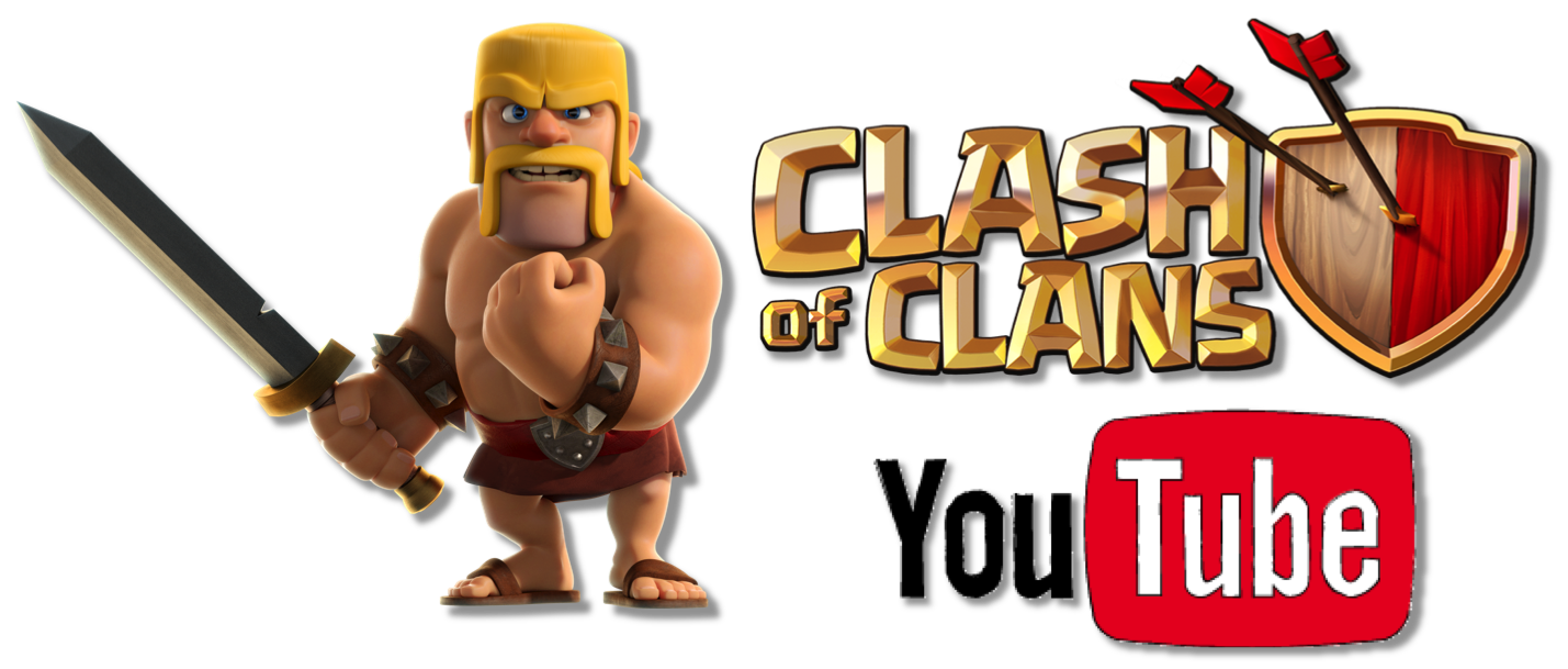 Image - Clash of Clans - YouTube.png | Clash of Clans Wiki | Fandom powered  by Wikia - Clash Of Clans PNG