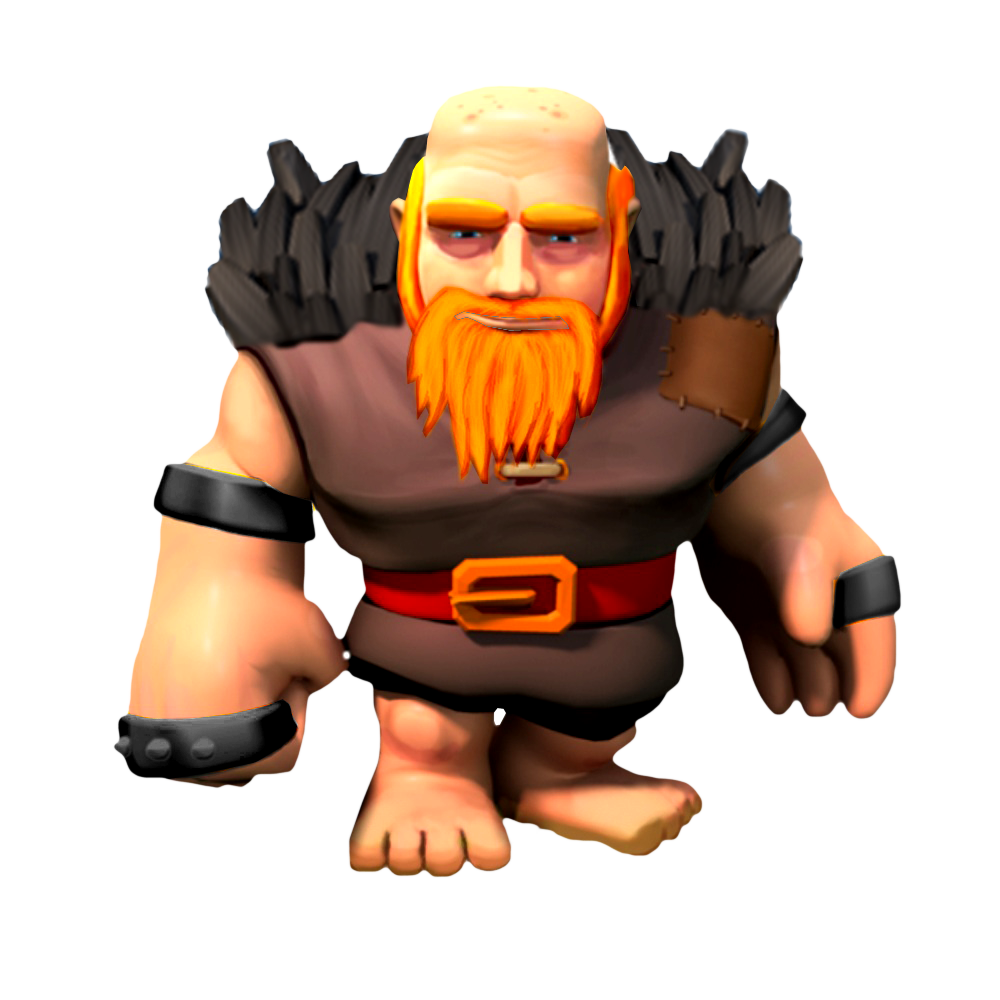 PNG File Name: Clash of Clans PlusPng.com  - Clash Of Clans PNG