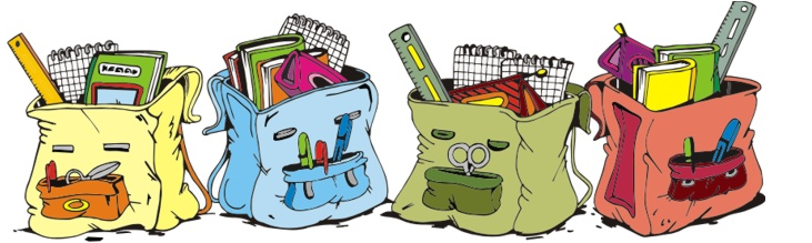 Classroom Objects PNG - 77886