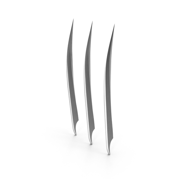 Wolverine Claws - Claw PNG HD
