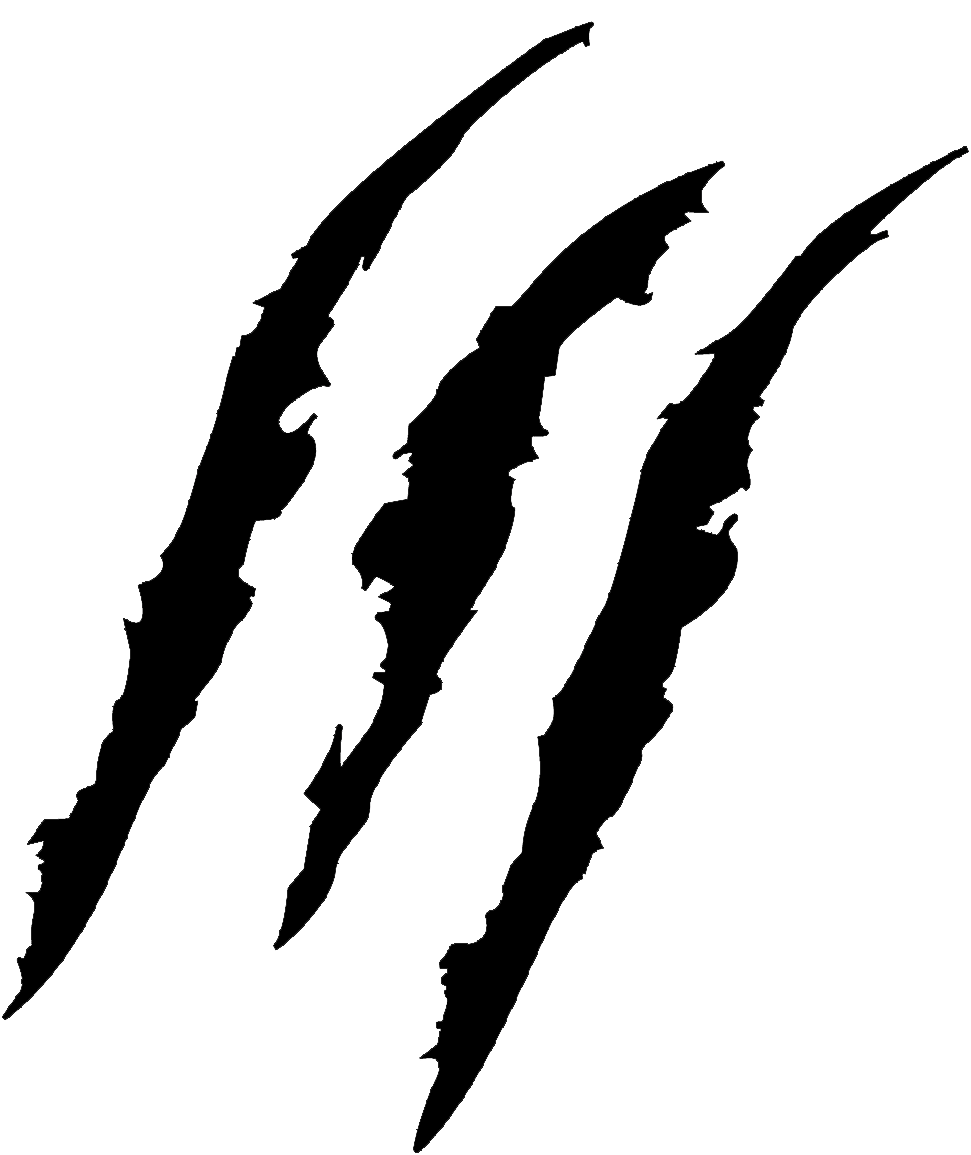 Claw Scratches PNG Free Download - Scratches PNG