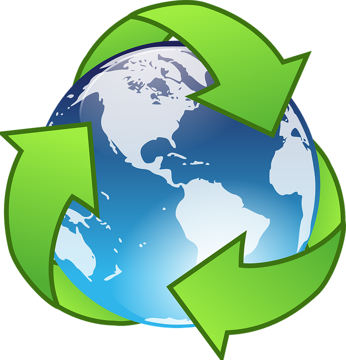 Recycle, Green, Earth, Environment, Ecology - Clean Environment PNG