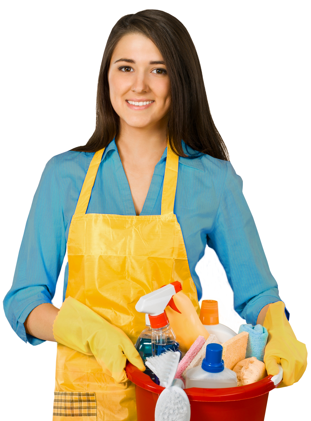 Cleaning Lady PNG HD - 142424