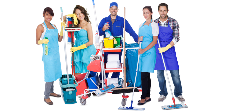 Cleaning Lady PNG HD - 142435