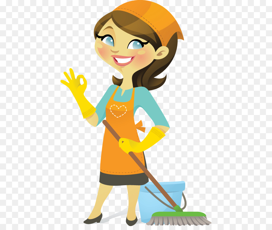 Cleaning Lady PNG HD - 142425