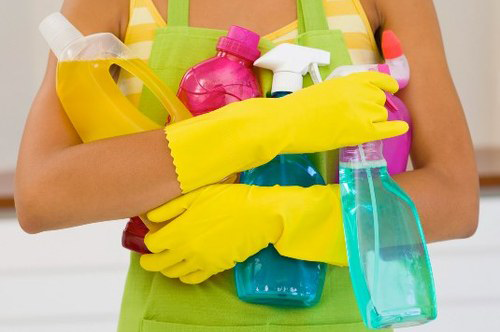 Cleaning Lady PNG HD - 142432