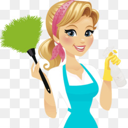 Cleaning Lady PNG HD - 142429