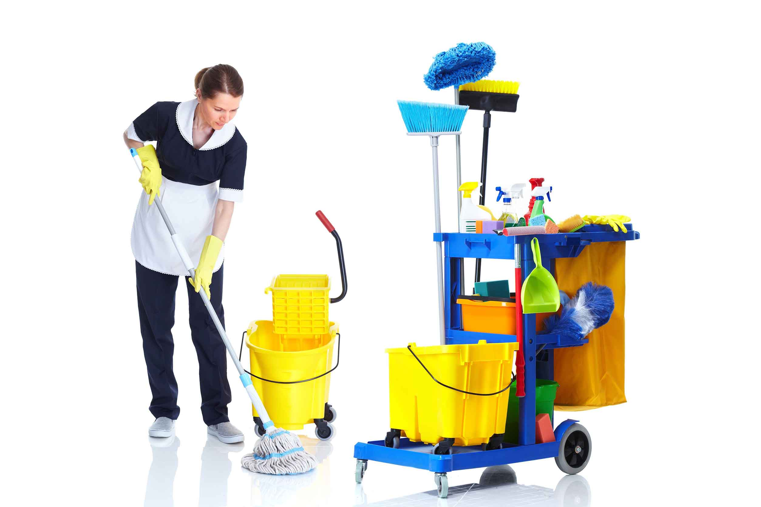 Cleaning Lady PNG HD - 142437
