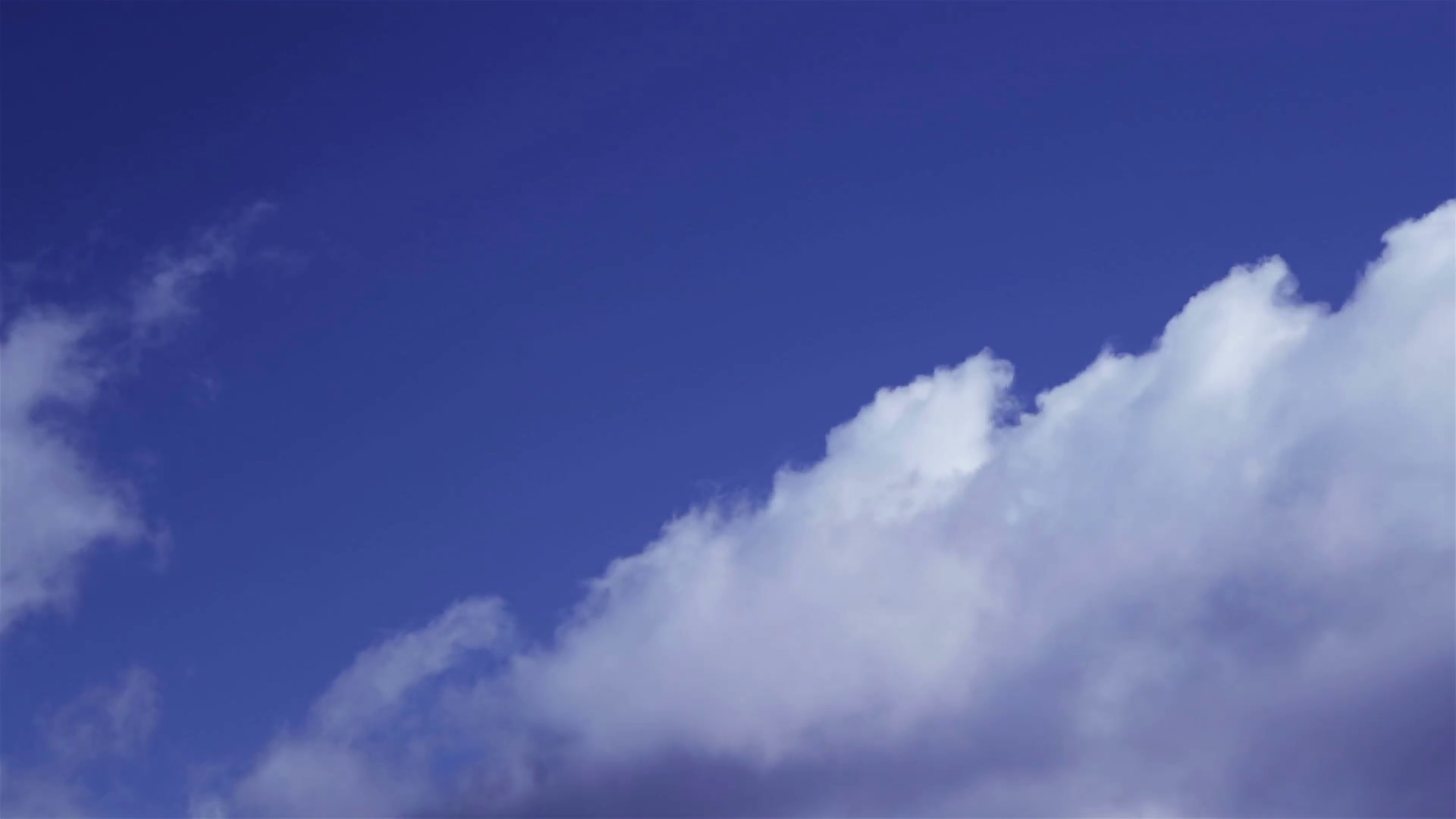 Clouds close-up. Video accelerated 30 times. Clear blue sky. The origin of  clouds Stock Video Footage - VideoBlocks - Clear Blue Sky PNG