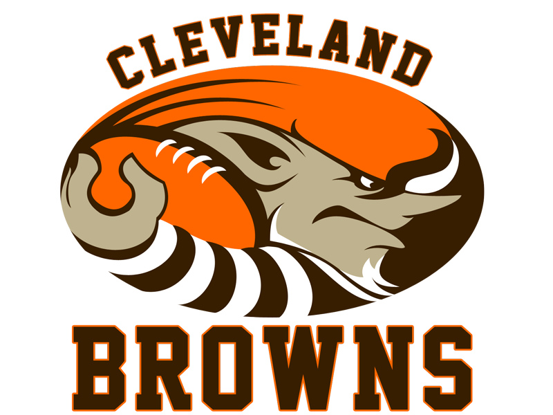 8435862022_82038a0aef_b.jpg - Cleveland Browns Logo PNG