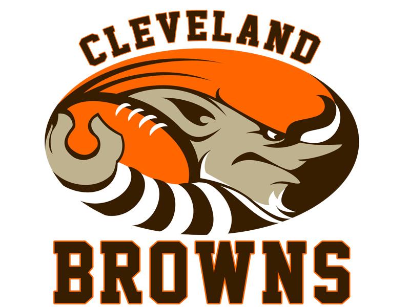 8435862022_82038a0aef_b.jpg - Cleveland Browns Logo PNG